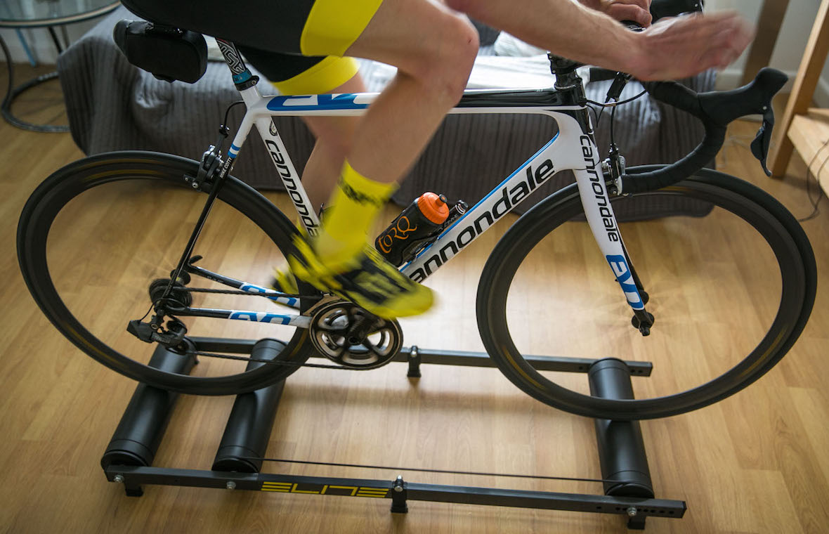 Riding in your sweet spot enables you to train at this level more often due to less recovery time required.